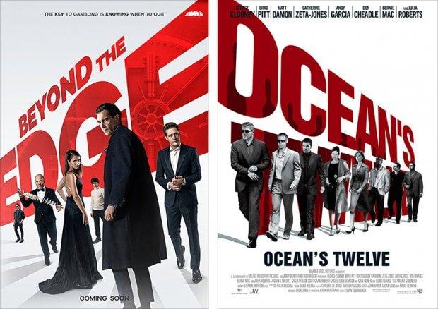 """Beyond the Edge"" und ""Ocean's Twelve"""