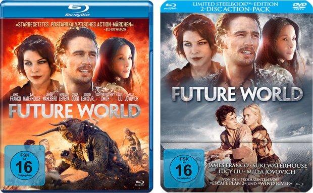 """Cover zu """"Future World"""""""