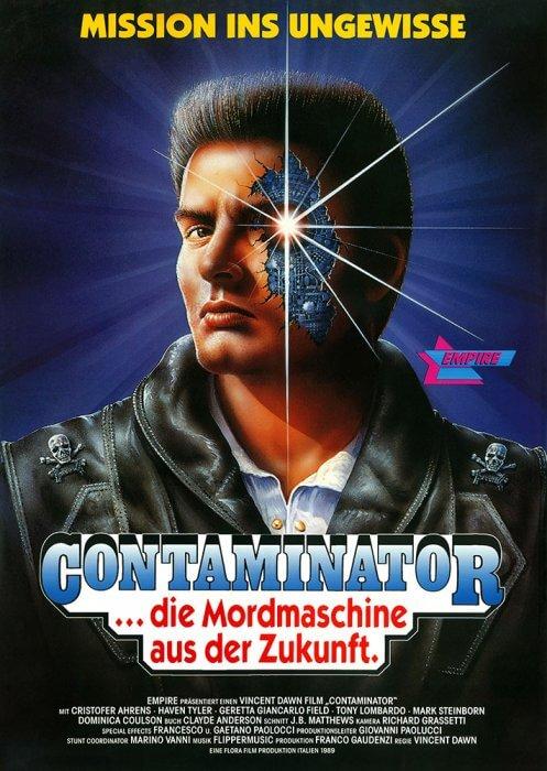 """""""Contaminator ... die Mordmaschine aus der Zukunft"""""""