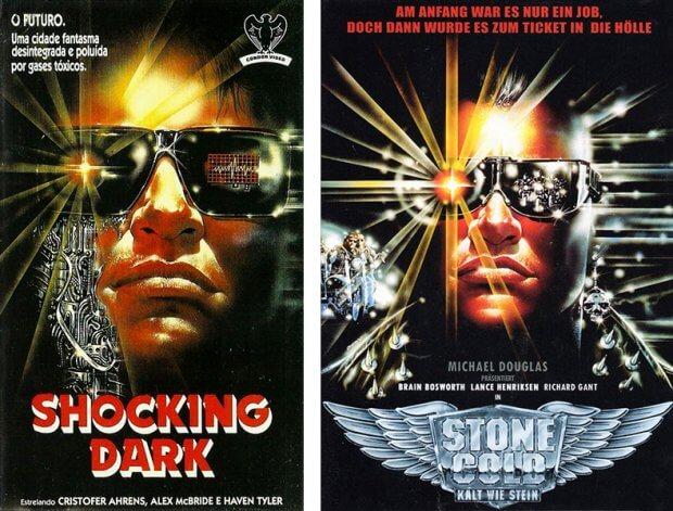 """""""Shocking Dark""""und """"Stone Cold - Kalt wie Stein"""""""