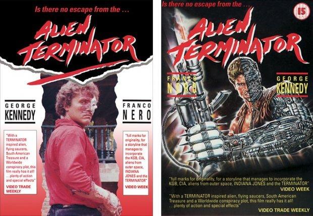 Topline aka Alien Terminator