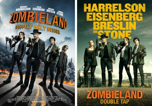 """""""Zombieland: Doppelt hält besser"""""""