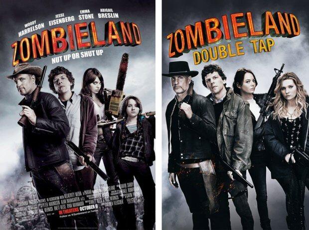 """Zombieland"" 1 + 2"