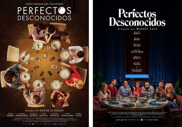 """""""Perfectos desconocidos"""" (Spanien und Mexiko)"""