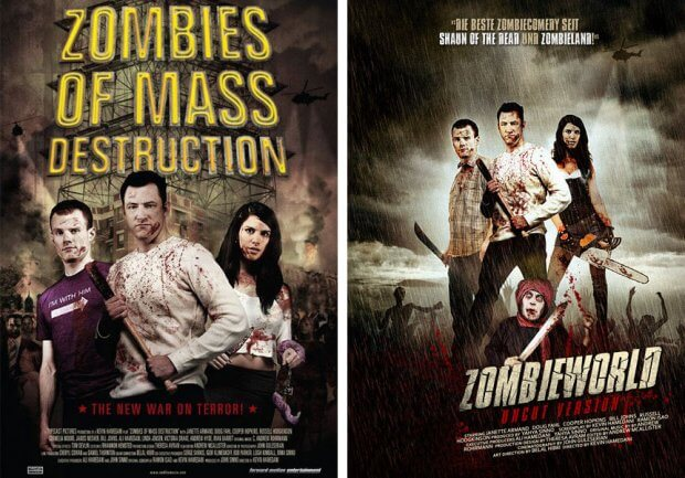 """ZMD: Zombies of Mass Destruction"""