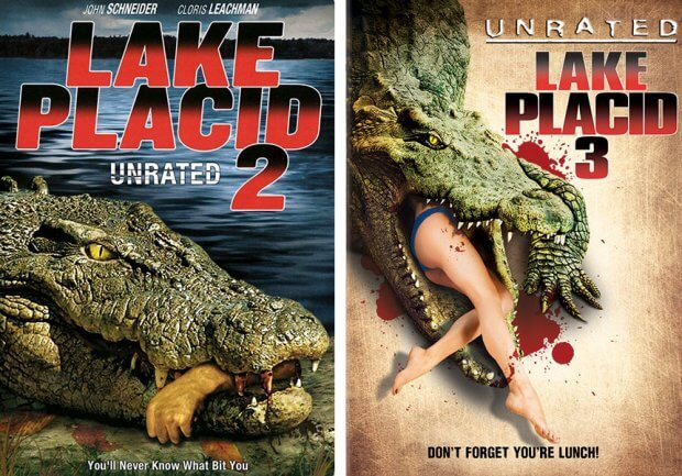 Lake Placid 2 + 3