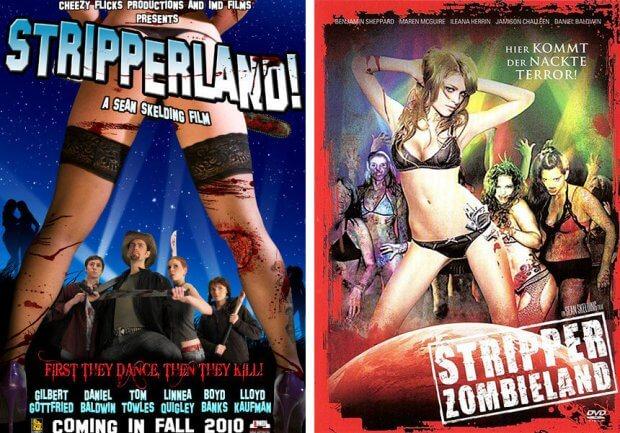 """Stripper Zombieland"""