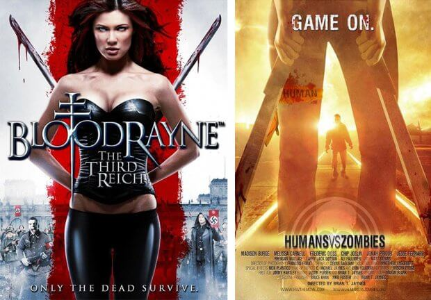 """BloodRayne - The Third Reich"" und ""Humans vs Zombies"""