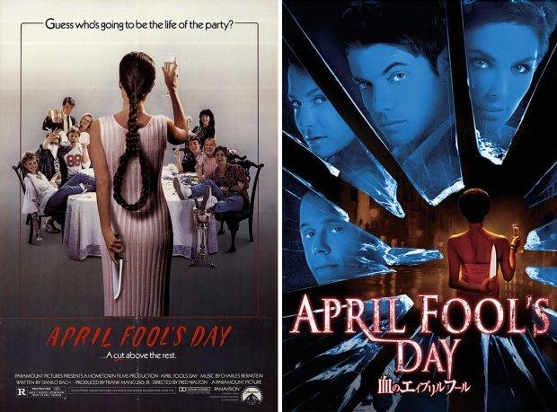 """""""Die Horror Party"""" und """"April, April - Tote scherzen nicht"""""""
