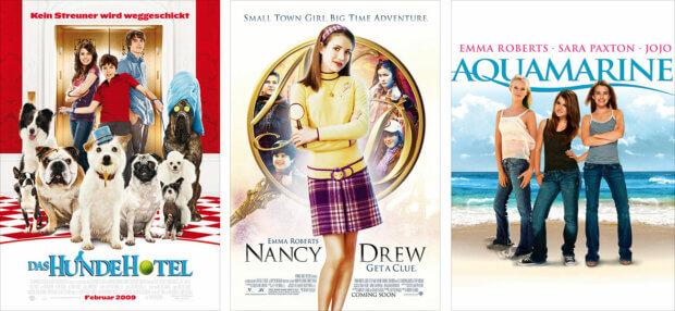 Emma Roberts Filmplakate