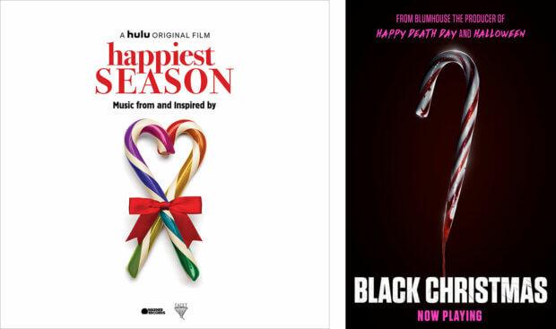 """Happiest Season"" und ""Black Christmas"""